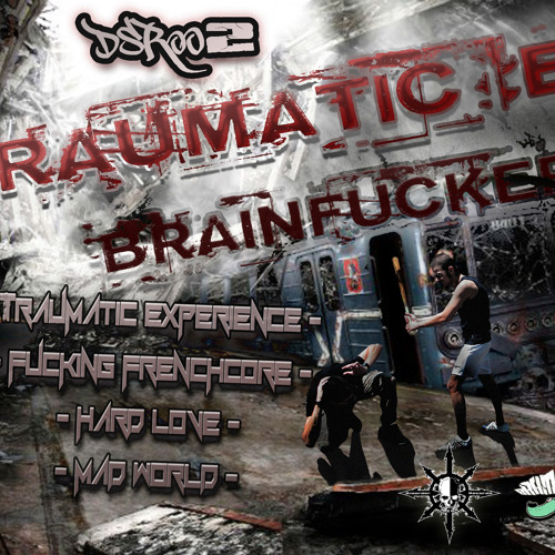 DSR002 - 03 - Brainfucker - Hard Love