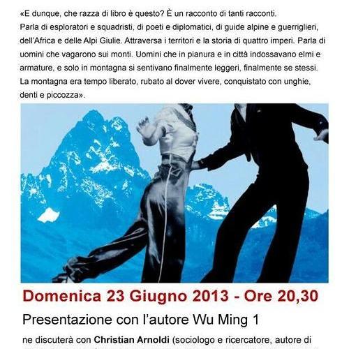 Point Lenana Pisogne 23/06/2013 Introduzione Franco Berteni