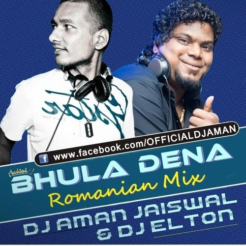Bhula Dena | Aashiqui2 | Romanian Mix | Dj Aman Jaiswal & Dj Elton | TEASER