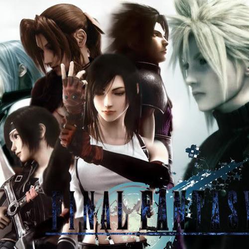 Journey through Final Fantasy VII