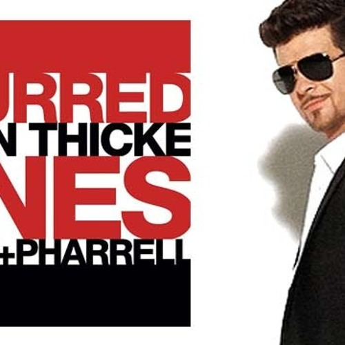 Robin Thicke feat. T.I. & Pharrell - Blurred Lines (musiceater rmx)