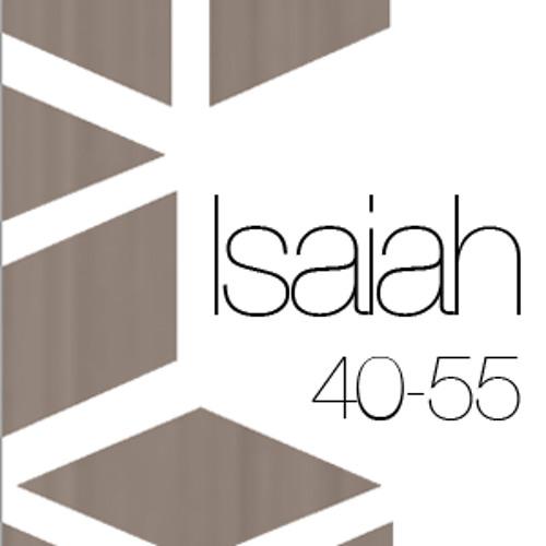 Week 7: Isaiah 43.14-21