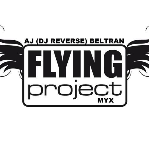 Flying Project MYX By AJ (DJ REVERSE) BELTRAN