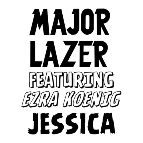 Major Lazer - Jessica feat. Ezra Koenig (Jon Kwest Slowed Town Mix)