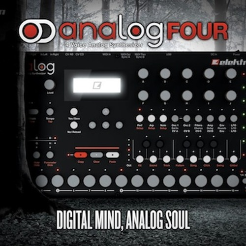 analog four new sounds and patterns