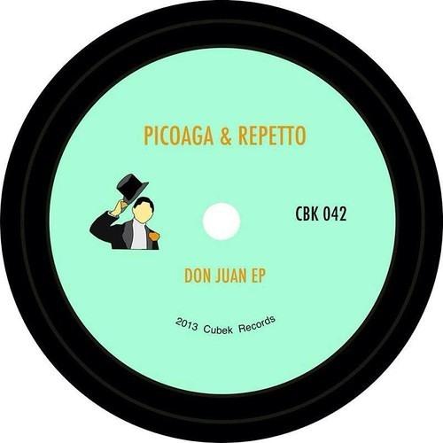 Picoaga & Repetto - Don Juan (Millie Wissar Remix) Preview [Cubek]