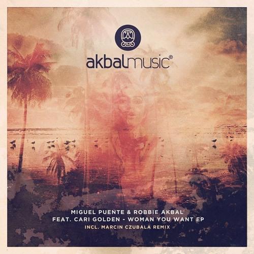Miguel Puente & Robbie Akbal - Couldnt Help It