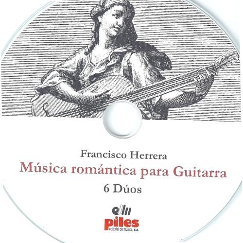 Música Romantica para Guitarra - 6 Dúos