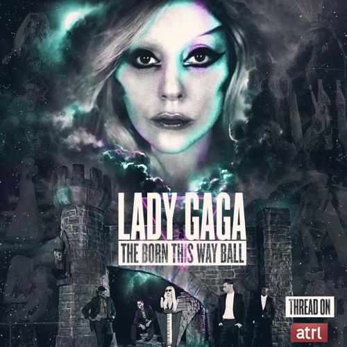 Lady Gaga - Judas (The Born This Way Ball Tour) by Romeckv94