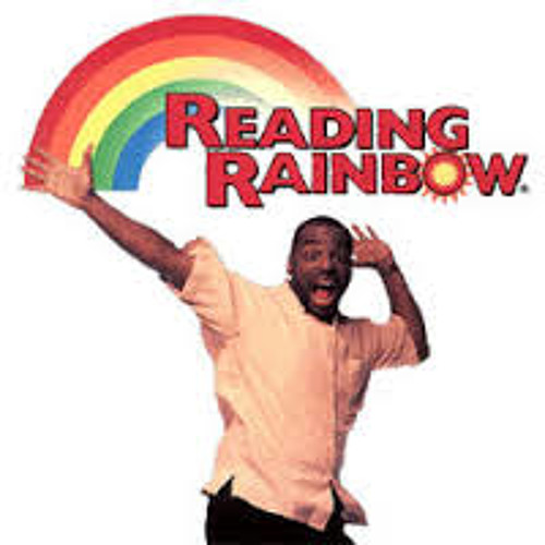 C-Will Reading Rainbow Cover