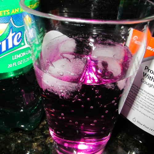 Sippin purplee