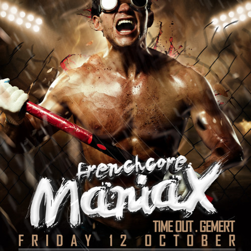 Johnny Napalm @ Frenchcore Maniax(Time-Out Gemert) 12-11-2012