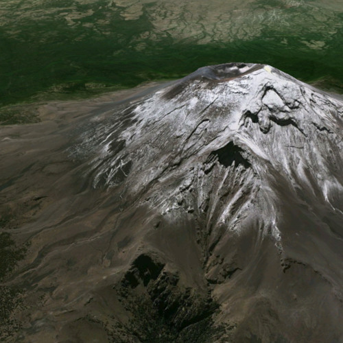 Popocatepetl, June 22nd 2013