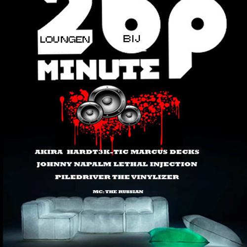 HardT3K - Tic & Johnny Napalm - Loungen Bij 200 BPM (01-06-2012)