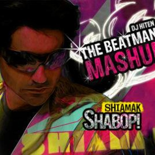 The BeatMan Mashup (DJ H!10)