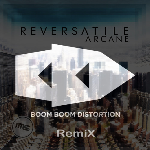 Reversatile - POS - Boom Boom Distortion official Remix