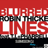 TI & Pharell - Blurred Lines - SUBMISSION DJ -  MASHUP