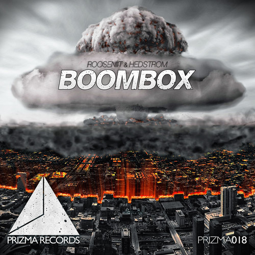 Boombox by Rooseniit & Hedstrom
