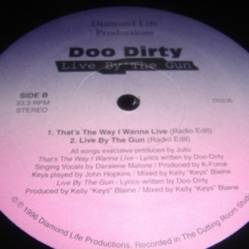 Doo Dirty - Live By The Gun