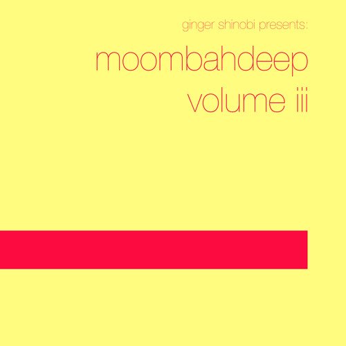 Moombahdeep 3  - Mixed by Disgraceland @Disgraceland_UK