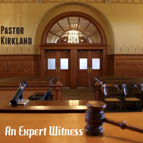 An Expert Witness (Mark 15:33-39)