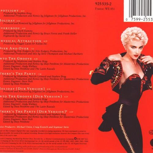 DJ D'Auria's Madonna Sessions - Spotlight Vol 2