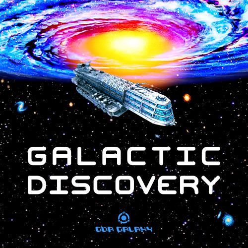 Shtrom - Electro Magnetic ( VA - Galactic    Discovery )