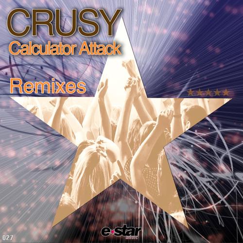 CRUSY - CALCULATOR ATTACK (MICROIDD REMIX) // BUY NOW! / YA A LA VENTA!
