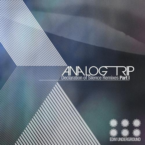 Analog Trip - Declaration of Silence Remixes Part I on Beatport www.elektrikdreamsmusic.com