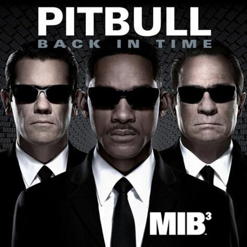 Back In Time Nrg remix Pitbul