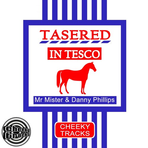 Mr Mister & Danny Phillips - Tasered In Tesco (Finally) - OUT NOW