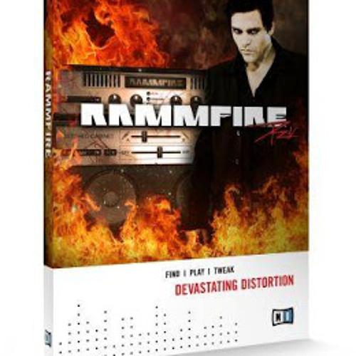 Guitar Rig 5 Rammfire: Distortion