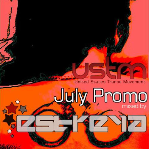 USTM July 2013 Promo Mix - Mixed By Estreya