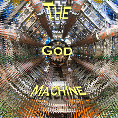 "THE GOD MACHINE (Explore the depths of: ""The God Machine"") © by Nelson Ressio"