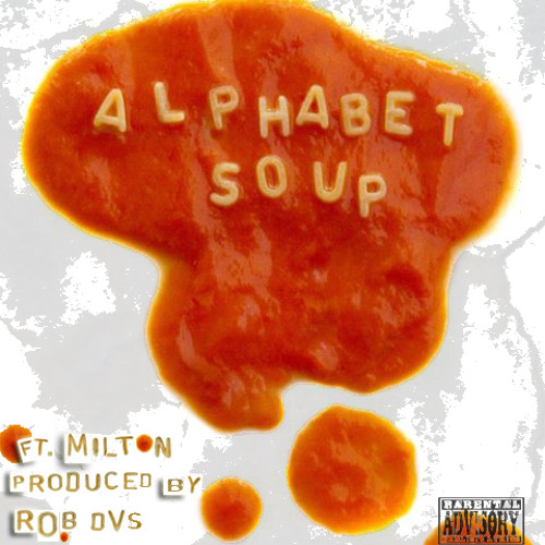 Skrewtape - Alphabet Soup ft. Milton (produced by Rob DVS)