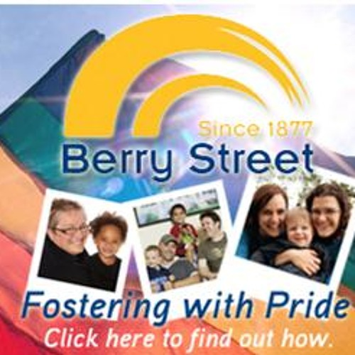 Berry Street JOY 94.9 Podcast Fostering with Pride Campaign