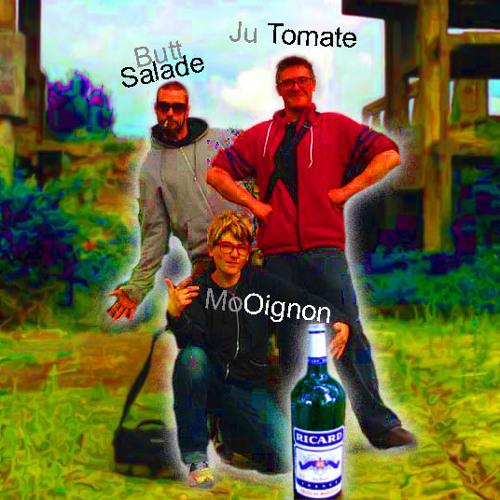 Salade Tomate Oignon Ricard