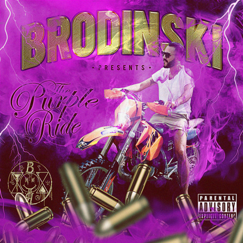 Brodinski - The Purple Ride (Mixtape)