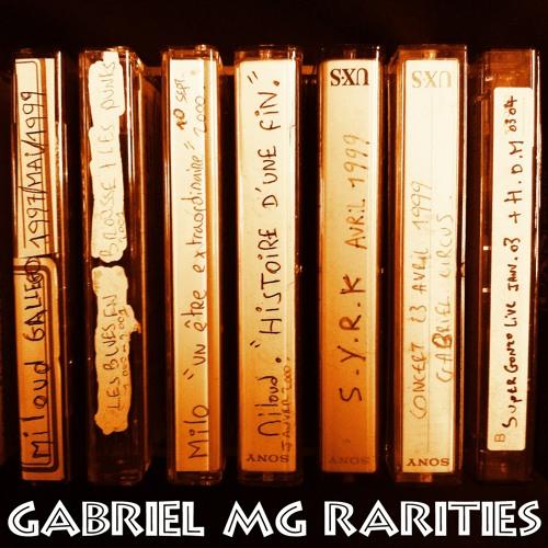 Gabriel MG (aka Super Gonzo) / Rire (Magic Mirrors  live 2004)