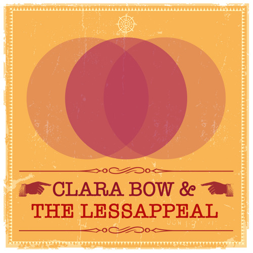 Clara Bow & The Lessappeal – You Got It/Please No! Disco!