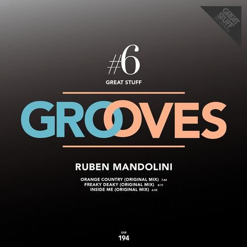 Ruben Mandolini - Orange Country (Original Mix) [Great Stuff]
