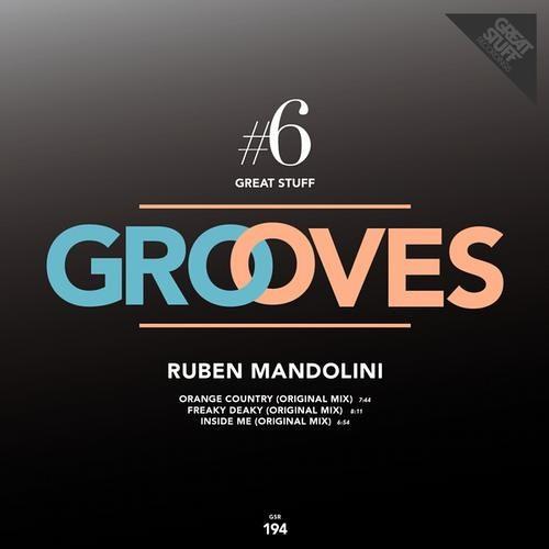 Ruben Mandolini - Great Stuff Grooves Vol. 6