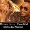 Mariah Carey Beautiful (Extended Remix)