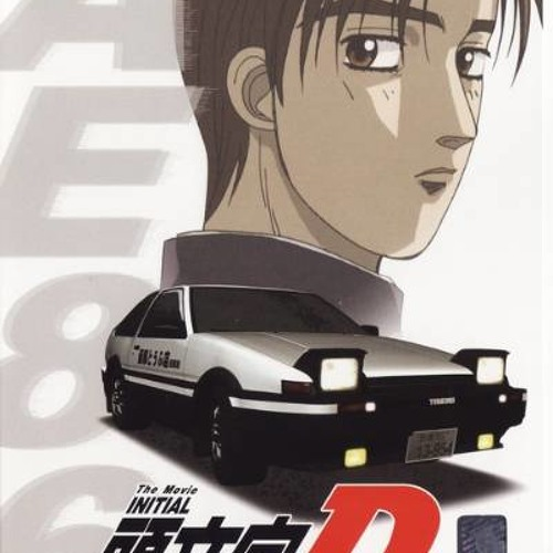 Crazy For Love - Initial D By Gustavo Silva 113