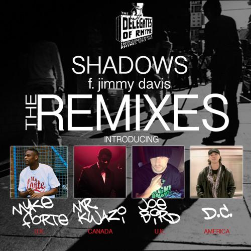 Shadows - The Remixes Previews