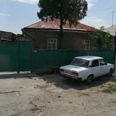 House, Garden And Street Sounds in Taraz, Kazakhstan