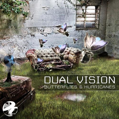 Dual Vision - Butterflies & Hurricanes