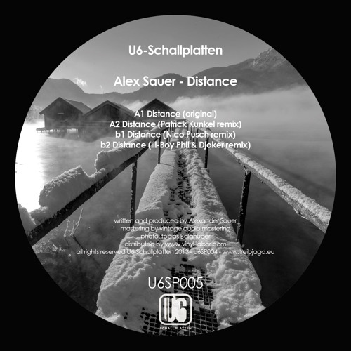 Alex Sauer - Distance (Ill-Boy Phil & Djoker Remix) Snippet