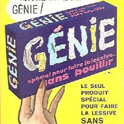 Publicité 2 Génie Extra - Nino Ferrer