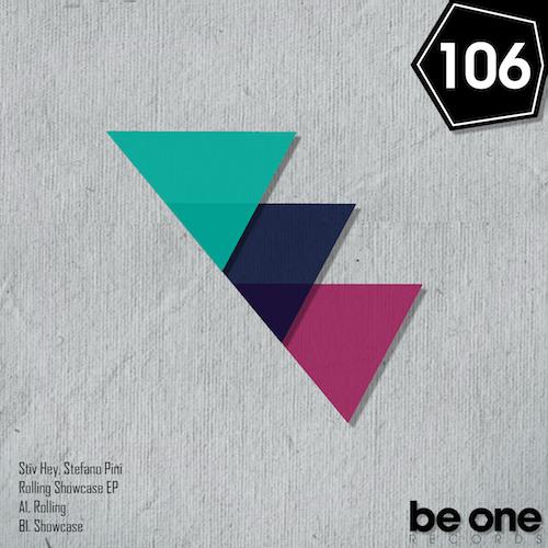 Stiv Hey, Stefano Pini - Rolling (Original Mix) PROMO 106